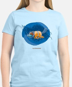 Platypus in Space T-Shirt