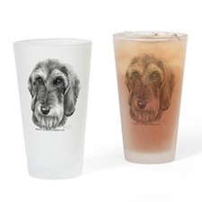 Cute Petspictured Drinking Glass