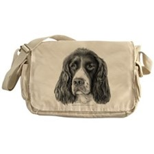 English Springer Spaniel Messenger Bag