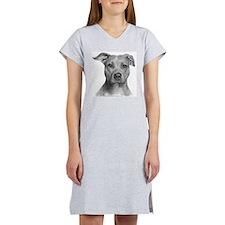 American Pit Bull Terrier Women's Nightshirt