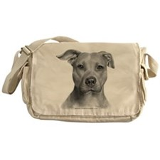 American Pit Bull Terrier Messenger Bag