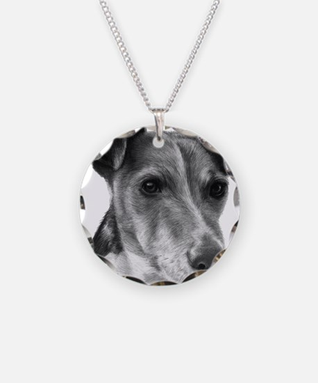 Smooth Fox Terrier Necklace
