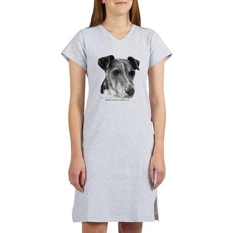 Smooth Fox Terrier Women's Nightshirt