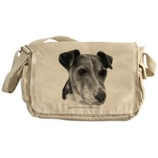 Smooth Fox Terrier Messenger Bag