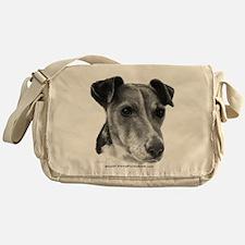 Smooth Fox Terrier Messenger Bag