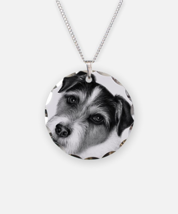 Jack (Parson) Russell Terrier Necklace
