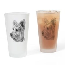 West Highland Terrier Drinking Glass