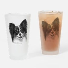 Papillon Drinking Glass