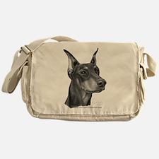 Doberman Pinscher Messenger Bag