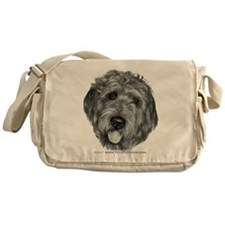 Labradoodle Messenger Bag