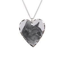 Abysinnian Cat Necklace