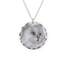 Persian Cat Necklace