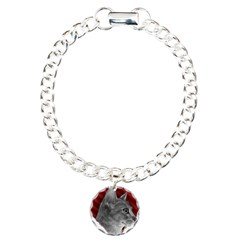 Kitty Heart Bracelet
