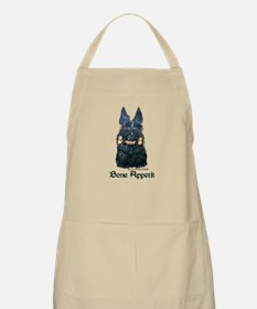 Scottish Bone Appetit Terrier Apron