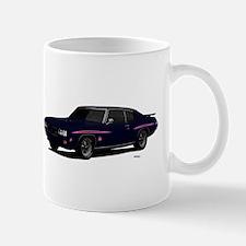 1970 GTO Judge Atoll Blue Mug