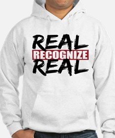 Real Recognize Real Jumper Hoody
