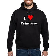 I Heart Love Primrose Hoodie