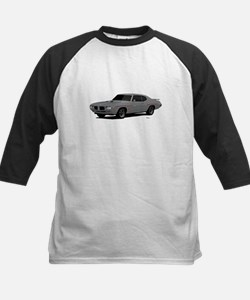 1970 GTO Judge Palladium Silver Tee