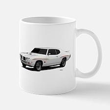 1970 GTO Judge Polar White Mug