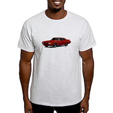 1970 GTO Judge Cardinal Red T-Shirt