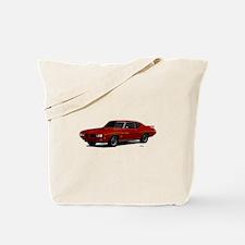 1970 GTO Judge Cardinal Red Tote Bag