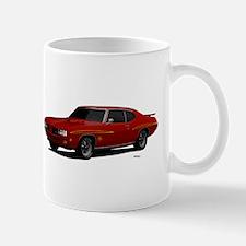 1970 GTO Judge Cardinal Red Mug