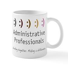Working Together Lefty Mug