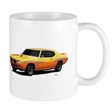 1970 GTO Judge Orbit Orange Mug