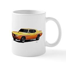 1970 GTO Judge Orbit Orange Small Mug