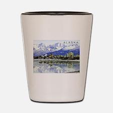 Unique Alaska Shot Glass
