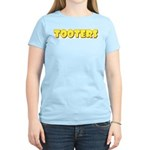 Tooters Women's Pink T-Shirt