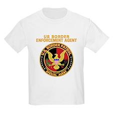 Border Patrol - Kids T-Shirt