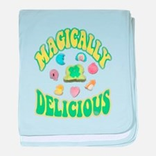 Magically Delicious Charms baby blanket