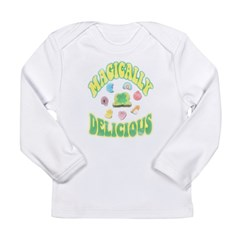 Magically Delicious Charms Long Sleeve Infant T-Sh