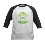 Magically Delicious Charms Kids Baseball Jersey