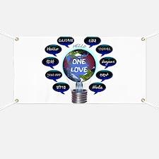 One Love Banner
