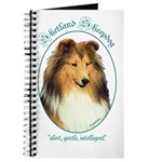 Shetland Sheepdog Journal