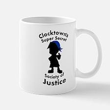 Clocktown Bomber Blue Mug
