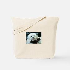 Unique Maltese Tote Bag
