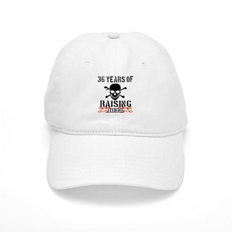 36 Years of Raising Hell Cap