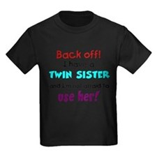 twin sister T-Shirt