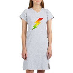 Jamaican Bolt Women's Nightshirt
