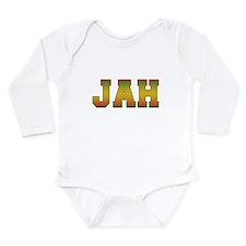 JAH Long Sleeve Infant Bodysuit