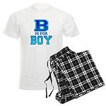 B is for Boy Men's Light Pajamas