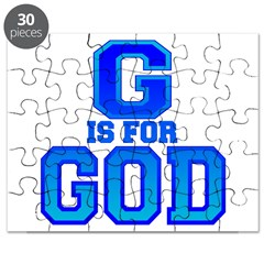 G is for God Puzzle