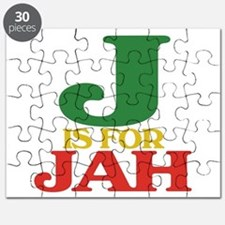 J is for Jah Puzzle