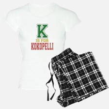 K is for Kokopelli Pajamas