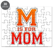 M is for Mom Puzzle