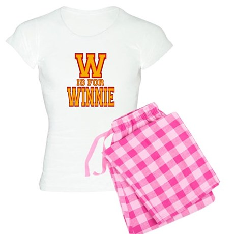 W is for Winnie Women's Light Pajamas