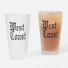 West Coast Drinking Glass